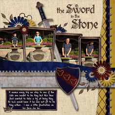 The Sword in the Stone - Page 3 - MouseScrappers.com