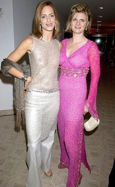 Susannah Constantine & Trinny Woodall