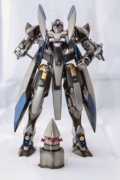 Painted Build: MG 1/100 GN-X - Gundam Kits Collection News and Reviews