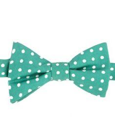 63877134d60c Tommy Hilfiger Men's Printed Dot To-Tie Silk Bow Tie & Reviews - Ties & Pocket  Squares - Men - Macy's