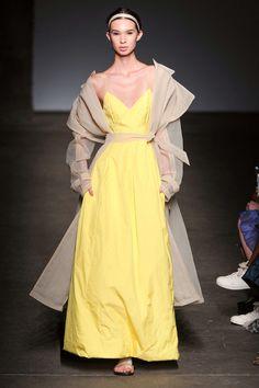 #TracyReese #2015 #Fashion #Show #ss2015 #nyfw #NewYork #Fashionweek via @TheCut