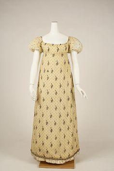 Dress 1805-1810 The Met