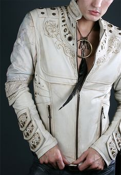 Applique Jacket by RITUAL MUSIC & FASHION, via Flickr
