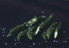 Parboiled Asparagus & Parmesan