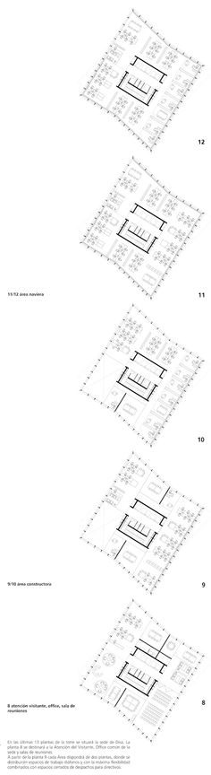 HIC*: BAAS   Beautell Arquitectos | Concurso Edificio DISA