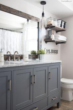 Как выбрать зеркало в ванную: мнение дизайнера – Статьи читателей