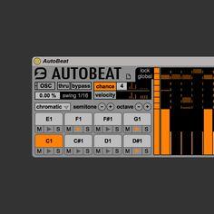 AutoBeat | Ableton