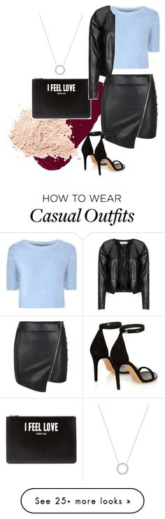 """Keep it casual"" by eyesofhorus on Polyvore featuring Glamorous, Givenchy, Parisian, Isabel Marant, Zizzi and Michael Kors"