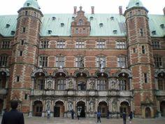 Castillo Frederiksborg-Dinamarca-Historia-Producciones Vicari.(Juan Fran...