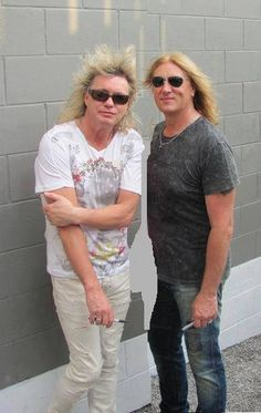 Image result for rick savage mirror ball tour