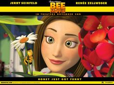 High Resolution Wallpapers Widescreen Bee Movie 1600x1200 319 KB