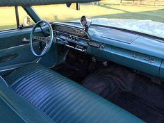 The Very First Car I Ever Purchased Was A 1961 Ford Fairlane 500 Two Door Sedan