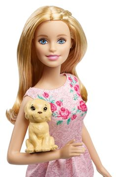 "2015 — Barbie™ & Her Sisters in ""The Great Puppy Adventure"" — Barbie® Doll 