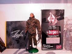 Image result for james lavelle action figure Action Figures, Scale, Toys, Art, Action, Weighing Scale, Activity Toys, Art Background, Toy