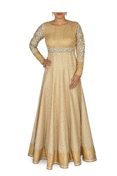 look stunning with zarilane designer Anarkali suit collection