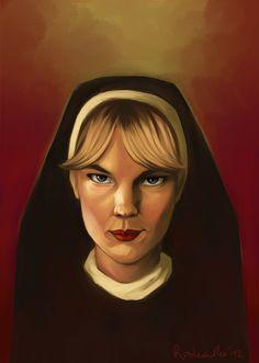 Sister Mary Eunice by cut-box on DeviantArt