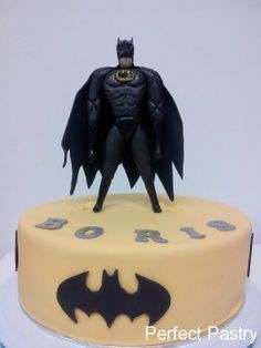 Batman cake for your son's birthday? Come get it at Perfect Pastry!