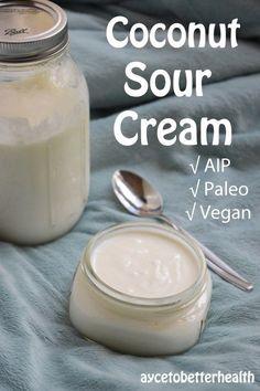 AIP sour cream
