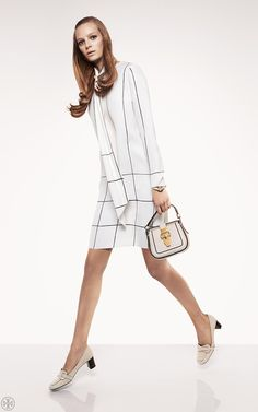 C is for Checks, Mate  The graphic of the season? Chic checks and plaids.  Shop the trend.