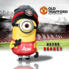 Rooney the Minion