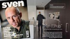 Helemaal aan het eind van Sven Nys' carrière en ter gelegenheid van zijn dubbele afscheid in het Sportpaleis, werpt het eenmalige 'sven magazine' een blik achter de mens Sven Nys.