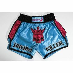 "475 Likes, 3 Comments - Muay Thai Authority (@muaythaiauthority) on Instagram: ""Dream Killer Muay Thai shorts. Get them now. Link in bio. ☠ . . . #muaythai #dreamkiller…"""