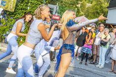 Straßenfest Flachau Salzburg, Acting, Events, Tourism