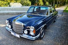 1970 Mercedes-Benz, 300SEL  1970 | Mercedes 300 SEL 3.5 | W109 | full equipment  During the entire construction period of the W 108 series, the Mercedes-Benz-typical long versions were on offer. They were given the model code W109 and a ten centimeter longer wheelbase. The 300 SEL was only available until early 1970; It solved also the air-sprung, and here offered 300 SEL 3.5 with V8 engine off.  We can ..  http://www.collectioncar.com/detailed.php?ad=64808&category_id=1