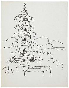 Andy Warhol, Pagoda #warholatchristies