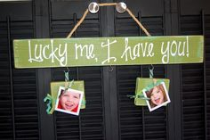 LOVE this DIY St. Patrick's Day project from icandyhandmade.blogspot.com