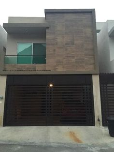 PASEO DEL VERGEL 3Recámaras4baños 3Plantas, casa nueva totalmenteequipada House Gate Design, Small House Design, Duplex Design, Loft Design, Balcony Glass Design, House Front, My House, Affordable House Plans, House Makeovers