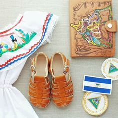Did you know all our sandals are handmade in Nicaragua? With each purchase, not only are you supporting the talented artisans who make them but as well 10% of proceeds go to Nicaragua families in need. #nicaragua #handmadeleathersandals