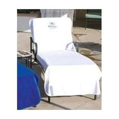 Lounge covers on pinterest chaise lounges cushion for Chaise lounge covers terry cloth