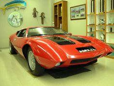 The AMX/3 Really Is A Bizzarrini This rare car is for sale!!