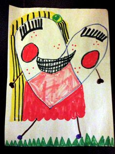 Made by Suzie, 8 years old, Artist Of The Day on 12/11/2013 • Art My Kid Made