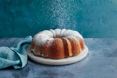 Classic Southern Pound Cake Recipe from Southern Living magazine