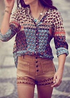 I really love these shorts!