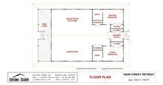 Luxury Prefab Floor Plans - Teak Bali simple