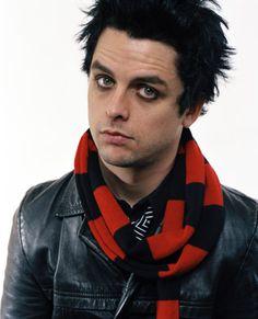 Green Day Fotografie: Billie Joe Armstrong