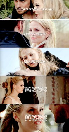 Emma Swan and Killian Jones - Once Upon a Time
