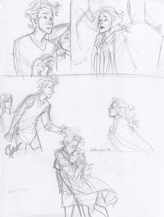 finnick and annie by *burdge-bug on deviantART    This was my very favorite part of Mockingjay.