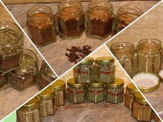 hazi_fuszerkeverekek Cheap Hoodies, How To Make Homemade, Food 52, No Bake Cake, Lanterns, Diy And Crafts, Mason Jars, Street Wear, Spices