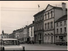 Castleblayney Co. Monaghan (The Nashville Of Ireland) This video is complemented by the music of 4 of Top Rank's artists at the time. The King of Country Mus. Lake District, How Beautiful, Country Music, Old Photos, Nashville, Ireland, Street View, Places, Old Pictures