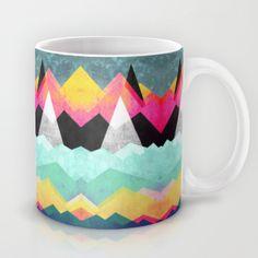 """Candyland"" Mug by Elisabeth Fredriksson on Society6."