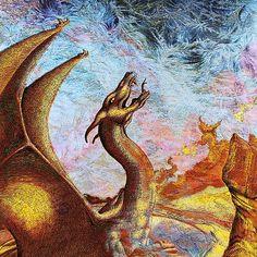 Fierce Dragon