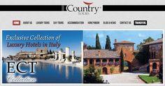 Portale dinamico realizzato per l'azienda Country Tours di Siena. Abbiamo riposto grande attenzione alla user experience curando architettura dell'informazione, colorimetria, fonts e disposizione degli elementi on page, dato che il sito web è molto ricco di contenuti e informazioni.