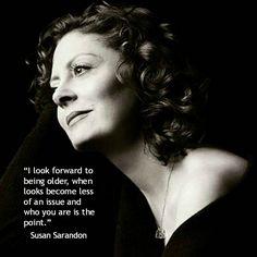 Movie Actor Quote - Susan Sarandon  - Film Actor Quotes #susansarandon