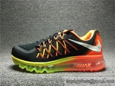 quality design c7a27 2dc65 Men s Nike 2015 Air Max Authentic Running Shoes Air Max 2015 Top Shoes  698902 004 Nike