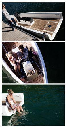 Boat. Quiero uno.