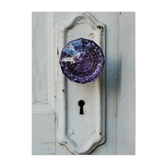 Items similar to blank folded note cards (25), antique glass doorknob,... ❤ liked on Polyvore featuring home, home decor and stationery